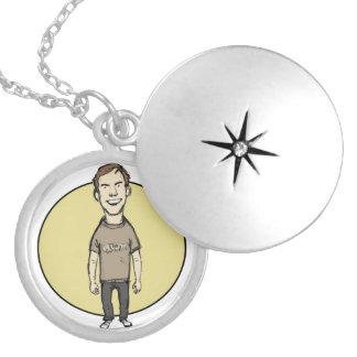 GP Locket Necklace - Cast Member JIM