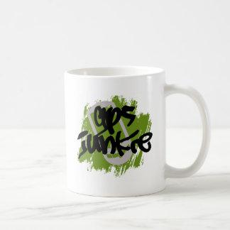 GPS Junkie Coffee Mug