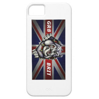 Gr8brit, iPhone SE + iPhone 5/5S cover