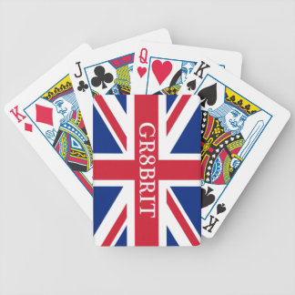 Gr8brit Playing Cards