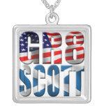 gr8scott personalized necklace