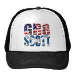 gr8scott trucker hat