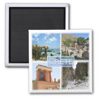 GR * Greece - Crete Magnet