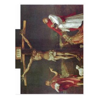 ¿GR? ¿newald, técnica 1512-1516 de Mathis Gothart? Postales
