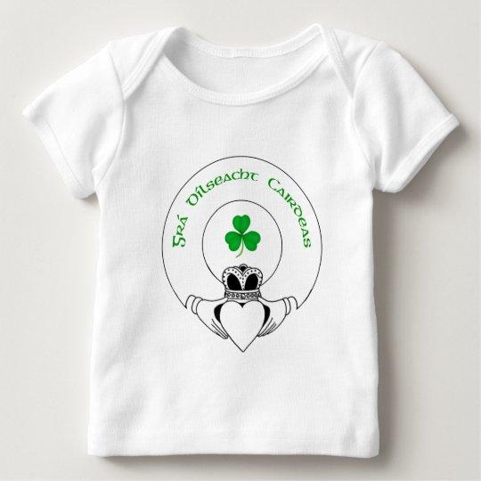 gra, dilseacht, cairdeas claddah baby T-Shirt