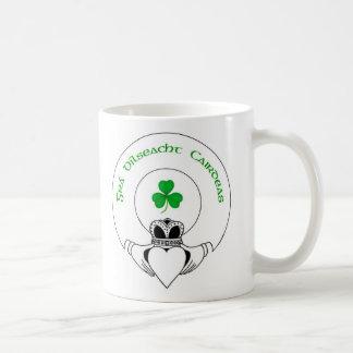 gra, dilseacht, cairdeas claddah mugs