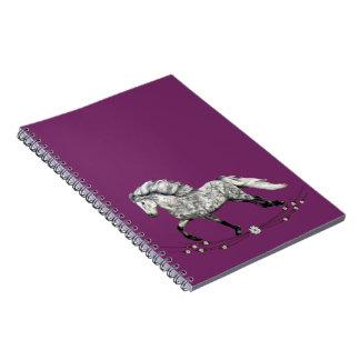 Grá Spiral Notebook