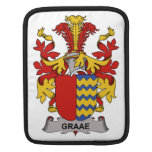 Graae Family Crest Sleeve For iPads