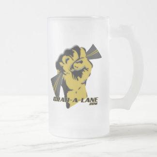 GRAB-A-LANE BEER MUG 16oz