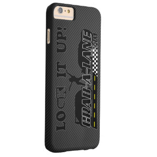 "Grab-A-Lane ""LOCK IT UP"" iPhone 6/6S PLUS Case"