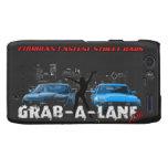 GRAB-A-LANE MOTO RAZR STREET RACER CASE MOTOROLA DROID RAZR COVERS