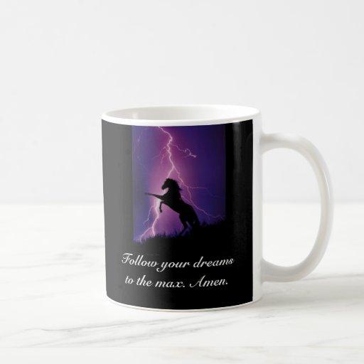 Grab Destiny By the Balls Mug