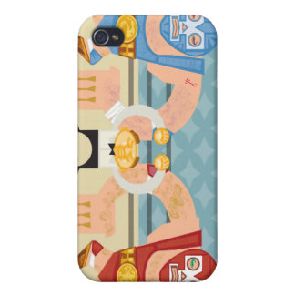 grab for the belt iPhone 4/4S cover