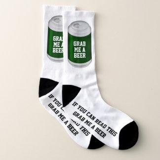 Grab Me A Beer Socks
