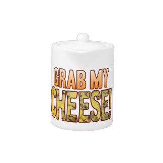 Grab My Blue Cheese Teapot