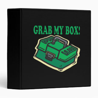 Grab My Box 3 Ring Binder