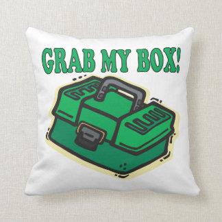 Grab My Box Pillows