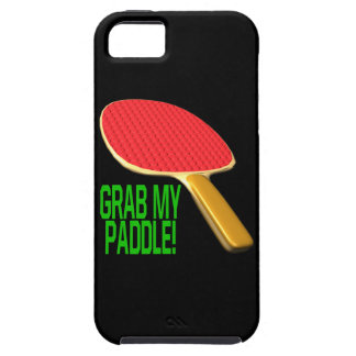 Grab My Paddle iPhone 5 Case
