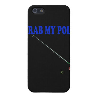 Grab My Pole 2 Covers For iPhone 5