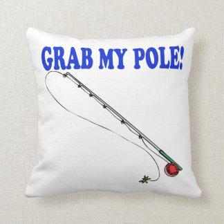 Grab My Pole 2 Pillows