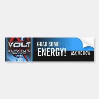 Grab some Energy Bumpersticker Bumper Sticker