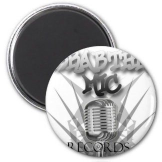 Grab The Mic Records Magnet
