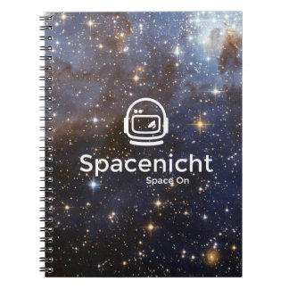 Grab your notebooks, Spaceniks! Notebook