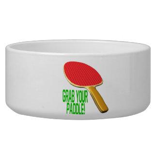Grab Your Paddle Bowl