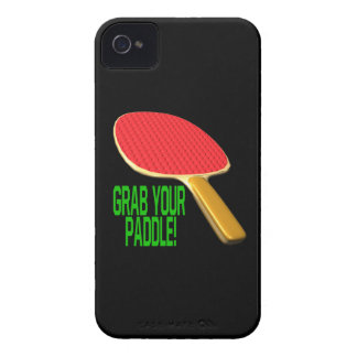 Grab Your Paddle Case-Mate iPhone 4 Case