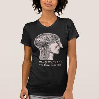 Grabado médico de la antigüedad del superviviente camisetas