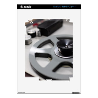 Grabadora iPad 3 Pegatinas Skins