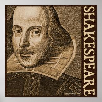 Grabados de Shakespeare Droeshout Impresiones