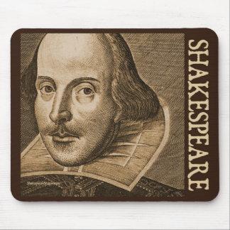 Grabados de Shakespeare Droeshout Tapete De Raton