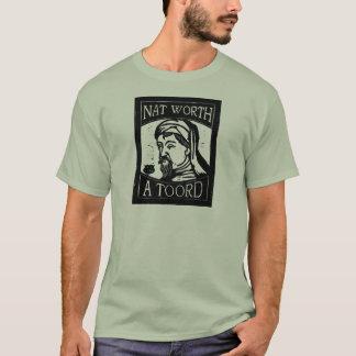 "Grabar en madera de Geoffrey Chaucer ""nacional Playera"