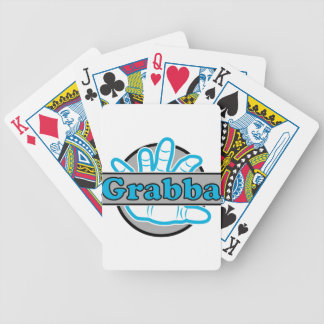 Grabba Stuff Bicycle Playing Cards