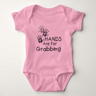 Grabbing Hands T Shirts