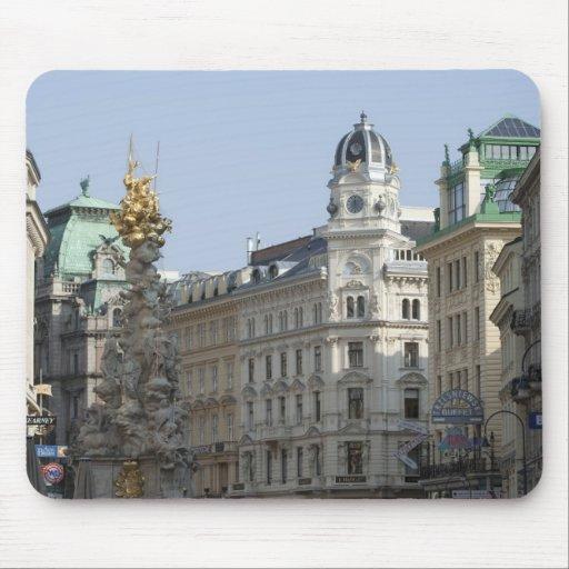Graben, Viena Austria Alfombrilla De Raton