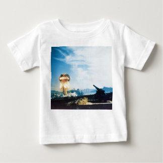 Grable Event Operation Upshot Knothole Atomic Test Baby T-Shirt
