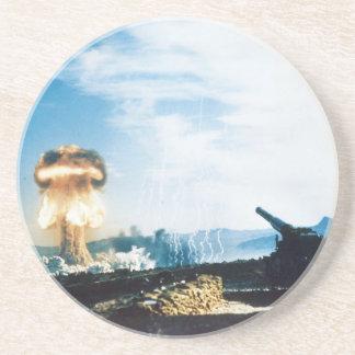 Grable Event Operation Upshot Knothole Atomic Test Coaster