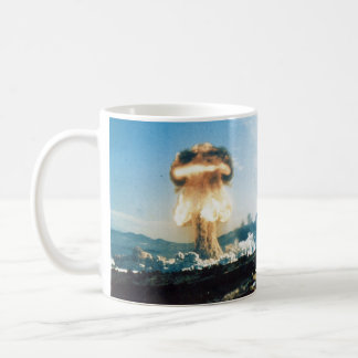 Grable Event Operation Upshot Knothole Atomic Test Coffee Mug