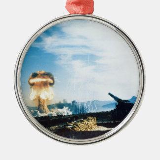 Grable Event Operation Upshot Knothole Atomic Test Christmas Tree Ornaments