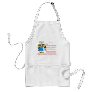 Grabowski (meaning) adult apron
