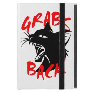 Grabs Back iPad Case
