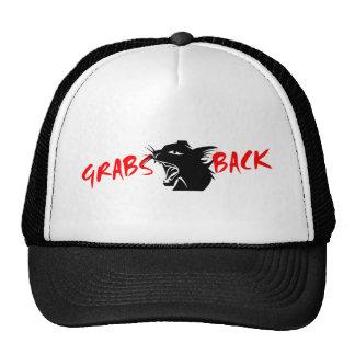 Grabs Back Trucker Hat