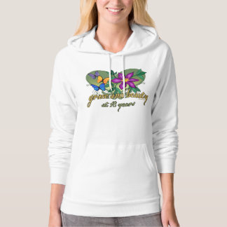 Grace and Beauty at 18 years old Sweatshirt
