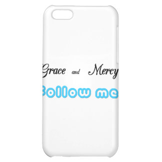 Grace and Mercy 2 Cover For iPhone 5C