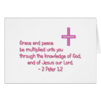 Grace and Peace Card
