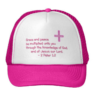 Grace and Peace Trucker Hat