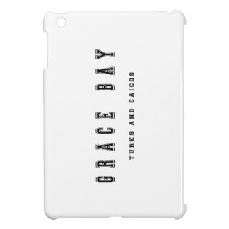 Grace Bay Turks and Caicos Case For The iPad Mini