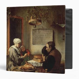 Grace before Meat, 1660 Vinyl Binder